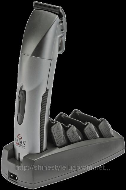 Машинка для стрижки волос Ga.Ma GC900А (стальной нож)