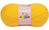 Бэби 100 Nako, 184, желтый