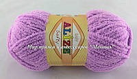 Детская пряжа Софти Softi Alize, № 672, нежно-розовый