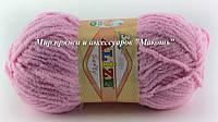 Детская пряжа Софти Softi Alize, № 98, розовый