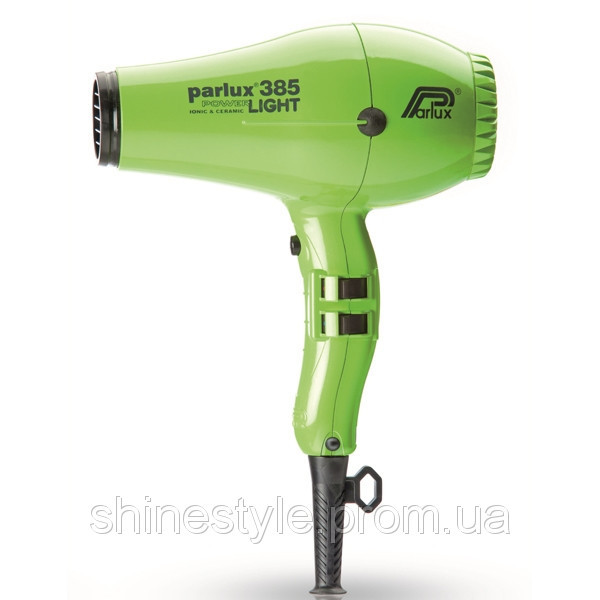 Фен Parlux 385 Powerlight P851T-зеленый