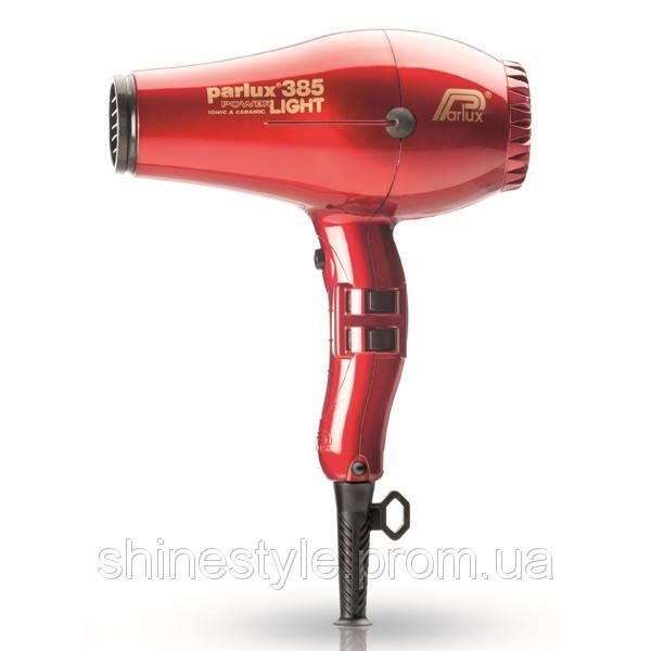Фен Parlux 385 Powerlight P851T-красный