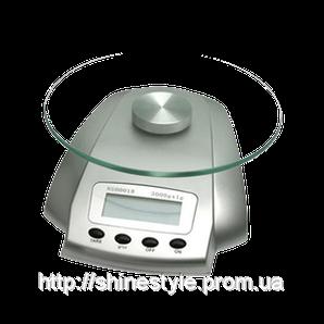 Весы электронные серебряные Sibel NS00018