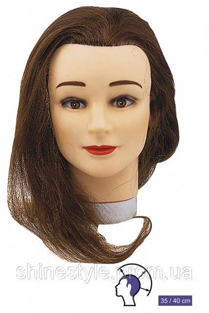 Тренировочная голова манекен для парикмахеров SІbel 0030201