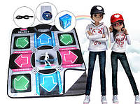 Танцевальный коврик Dance Mat, Dance Pad. Уникальная игра. Высокое качество. Яркий дизайн. Купить Код: КДН1440