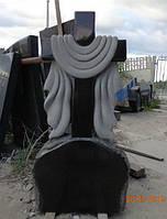 Крест с полотном, фото 1