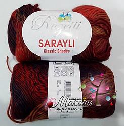 Пряжа  Sarayli Rozetti, 104-16