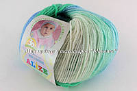 Пряжа Baby wool batik Alize, 4389