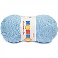 Пряжа Bonbon İnce  Инси Бонбон Nako, № 98231, голубой