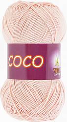 Пряжа COCO (Vita Cotton), 4317