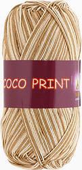 Пряжа COCO PRINT (Vita Cotton) № 4679