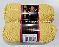 Пряжа Home cotton Himalaya, № 122-04, желтый
