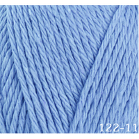 Пряжа Home cotton Himalaya, № 122-11, голубой