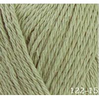 Пряжа Home cotton Himalaya, № 122-15, фисташка