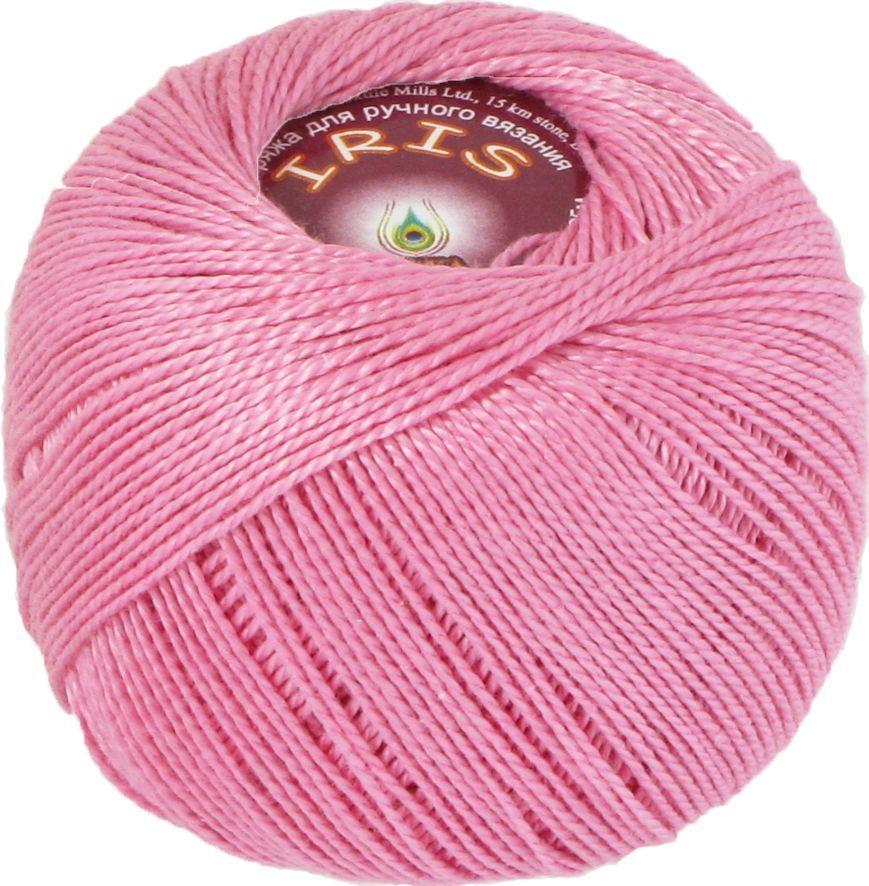 Пряжа Iris (Vita Cotton) № 2128, розово-сиреневый