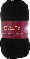 Пряжа Novelty Vita Cotton, 1202, черный