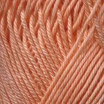 Пряжа Бегония Begonia Yarn Art, 6322, персик