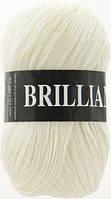Пряжа Брильянт Brilliant Vita, 4951, белый