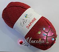 Пряжа Дафне Розетти Daphne Rozetti, 230-04, красный