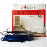 Двужильный кабель Nexans MILLICABLE FLEX/2R 700/10