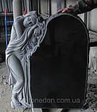 Эксклюзивный памятник Скорбящая 2, фото 2