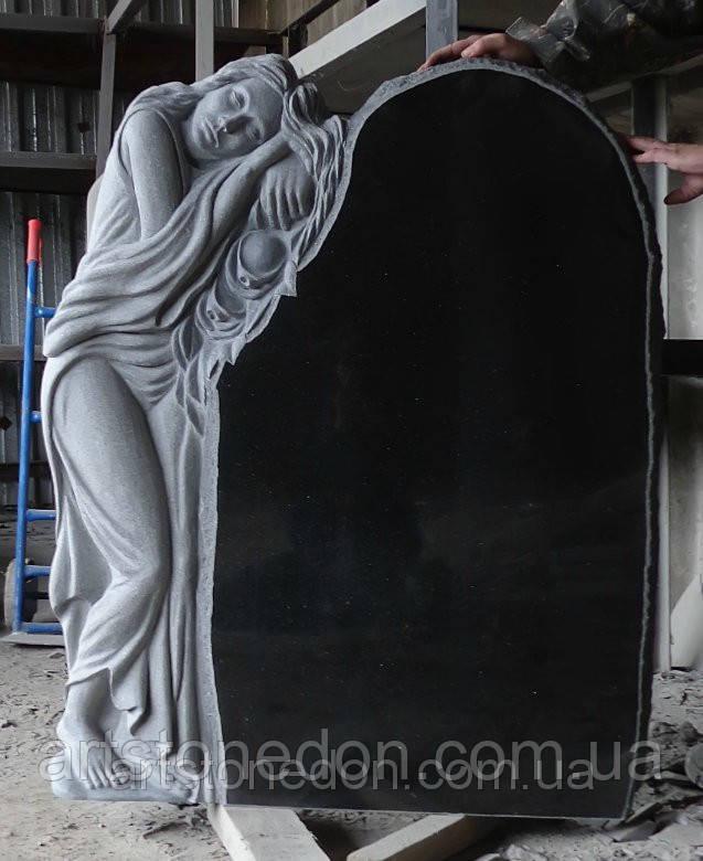 Эксклюзивный памятник Скорбящая 2