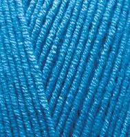 Пряжа Коттон голд Cotton Gold Alize, № 427, бирюзовый