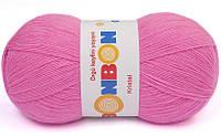 Пряжа Кристал Бон-бон Kristal Bonbon Nako, №98240, розовый