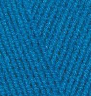 Пряжа Лана голд файн Lanagold fine Alize, № 155, темно-бирюзовый