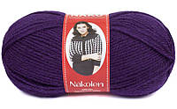 Пряжа Наколен Nakolen Nako, № 188, фиолет