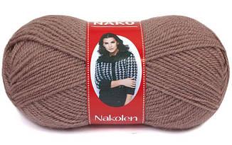 Пряжа Наколен Nakolen Nako, № 10755, пыльная сирень