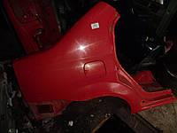 Крыло заднее правое (Седан) Dacia Logan 05-08 (Дачя Логан), 6001551112