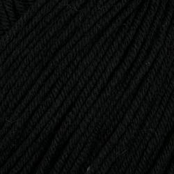 Пряжа Перлина Perlina mini Himalaya, № 50110, черный