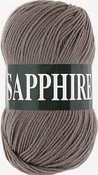 Пряжа Сапфир Sapphire Vita, № 1503, мокко