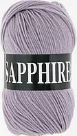 Пряжа Сапфир Sapphire Vita, № 1509, светлая пыльная сирень