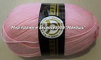 Пряжа Стар Star Madame Tricote, № 039, розовый