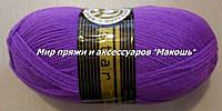 Пряжа Стар Star Madame Tricote, № 059, сирень
