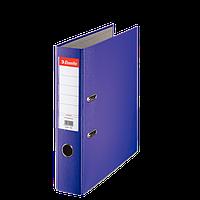 Папка-регистратор Эко A4, 75 мм, цвет фиолетовый ESSELTE