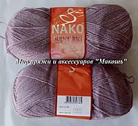 Супер инси нарин Super inci narin Нако, № 10155, пыльная сирень