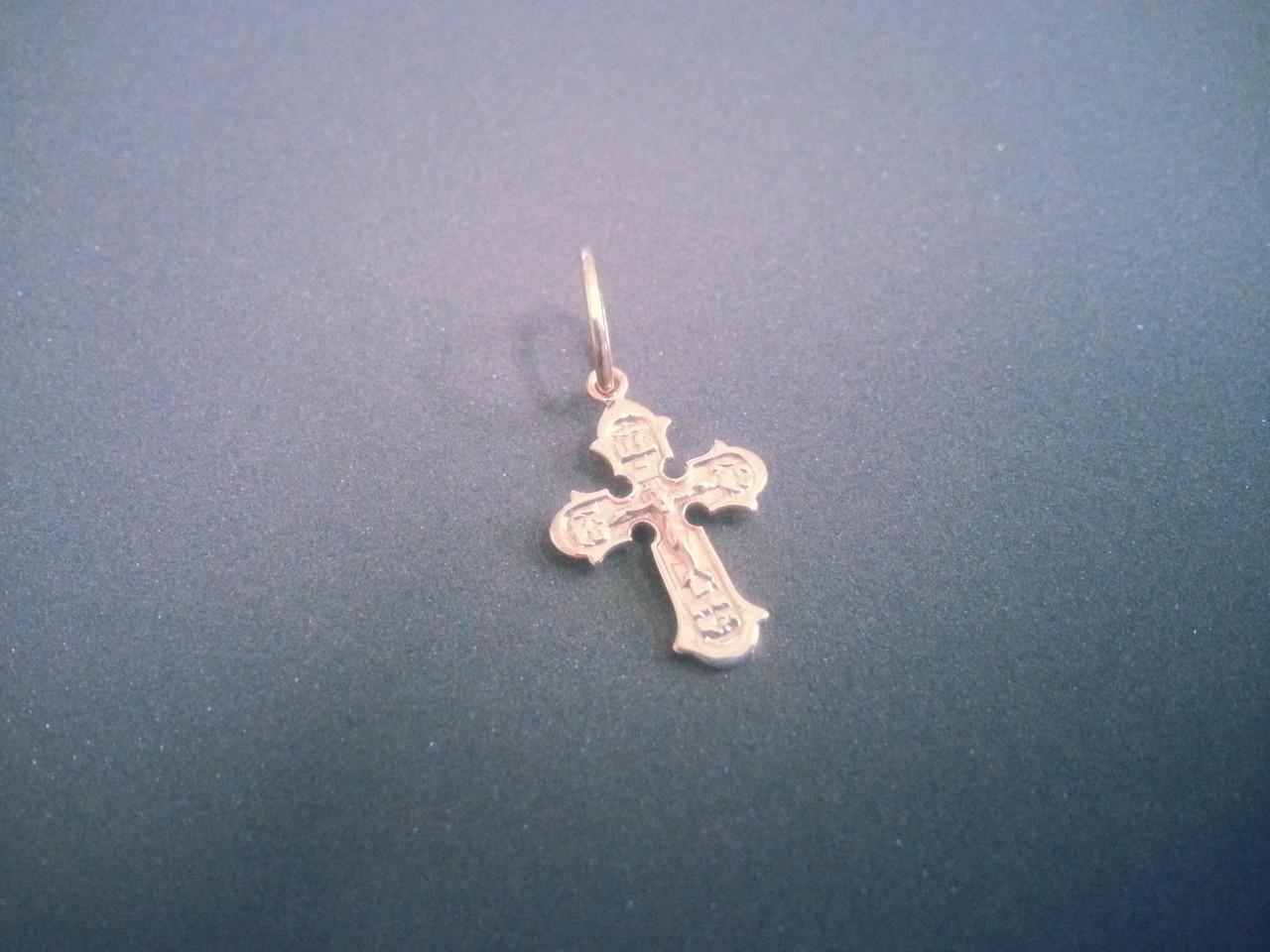 Золотой Крест арт. Кр 23