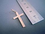 Золотой Крестик арт. Кр 19, фото 2