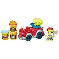 Творчество и рукоделие «Hasbro» (B3416) набор для лепки Город Пожарная машина