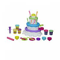 Творчество и рукоделие «Hasbro» (А7401) набор для лепки Праздничный торт