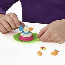 Творчество и рукоделие «Hasbro» (B3399) набор для лепки Сладкая вечеринка, фото 3