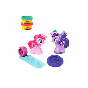 Творчество и рукоделие «Hasbro» (B0010) набор для лепки Пони: Знаки Отличия, фото 2