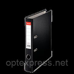 Папка-регистратор Эко A4, 50мм, цвет черный ESSELTE