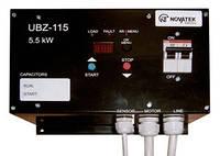 УБЗ-115 универсальный блок управления и защиты однофазных  эл. двигателей