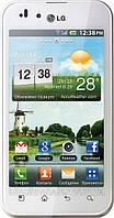 LG P970 Optimus white Europe, фото 1