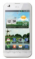 LG P725 Optimus 3D MAX White, Europe