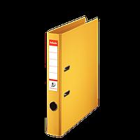 Папка-регистратор A4 No.1 Power, 50 мм, цвет желтый ESSELTE